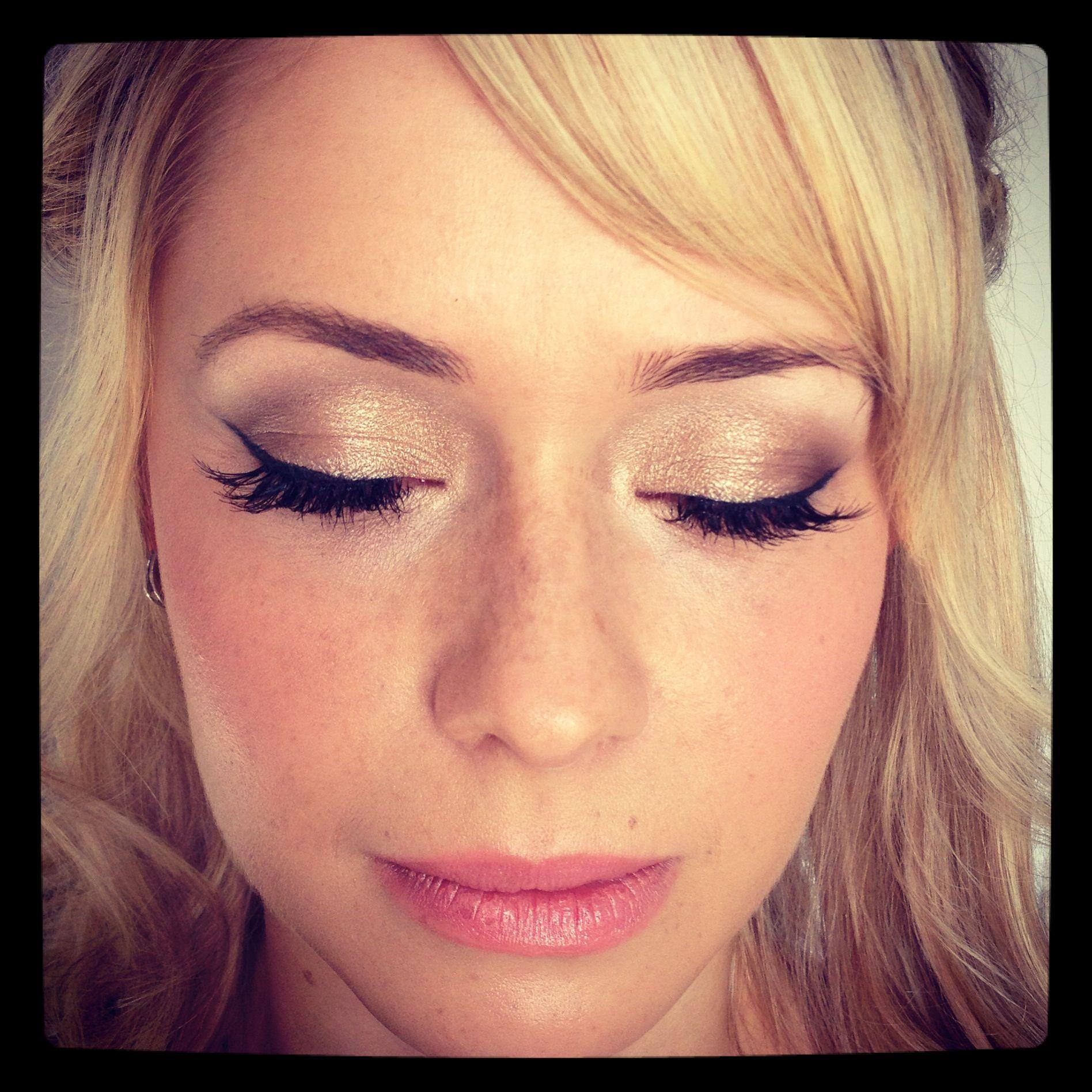 Bridal makeup, wedding makeup, natural, lashes x Wedding