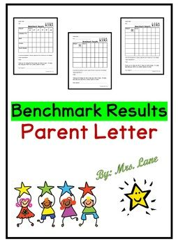 Benchmark Results Parent Letter  Parents