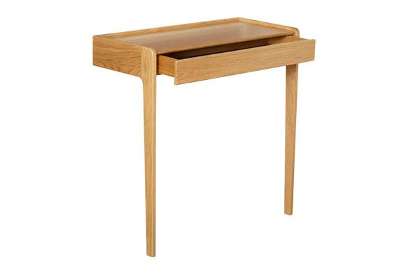 Agnes console with drawer