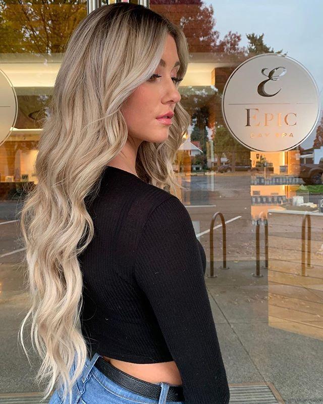 Aqua Hair Extensions | Buy Professional Hair Exten