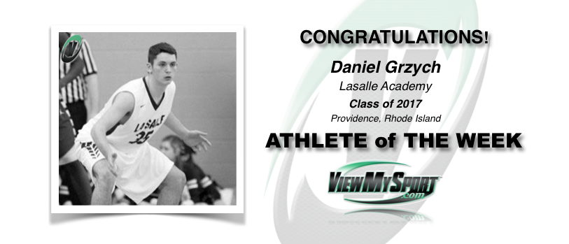 Congratulations to this week's ViewMySport ATHLETE of THE