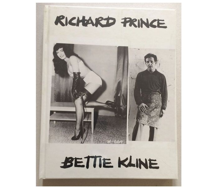 Richard Prince - Bettie Kline - 2009 - Catawiki