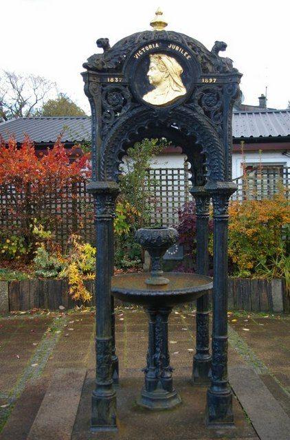 victorian garden fountain Victorian Drinking Fountain   Inspiration   Drinking
