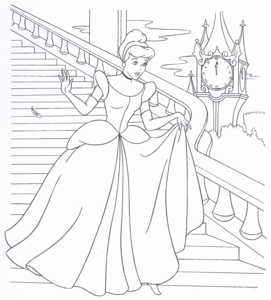 Disney Coloring Books for Kids in 2020 | Disney princess coloring pages,  Disney princess colors, Princess coloring pages