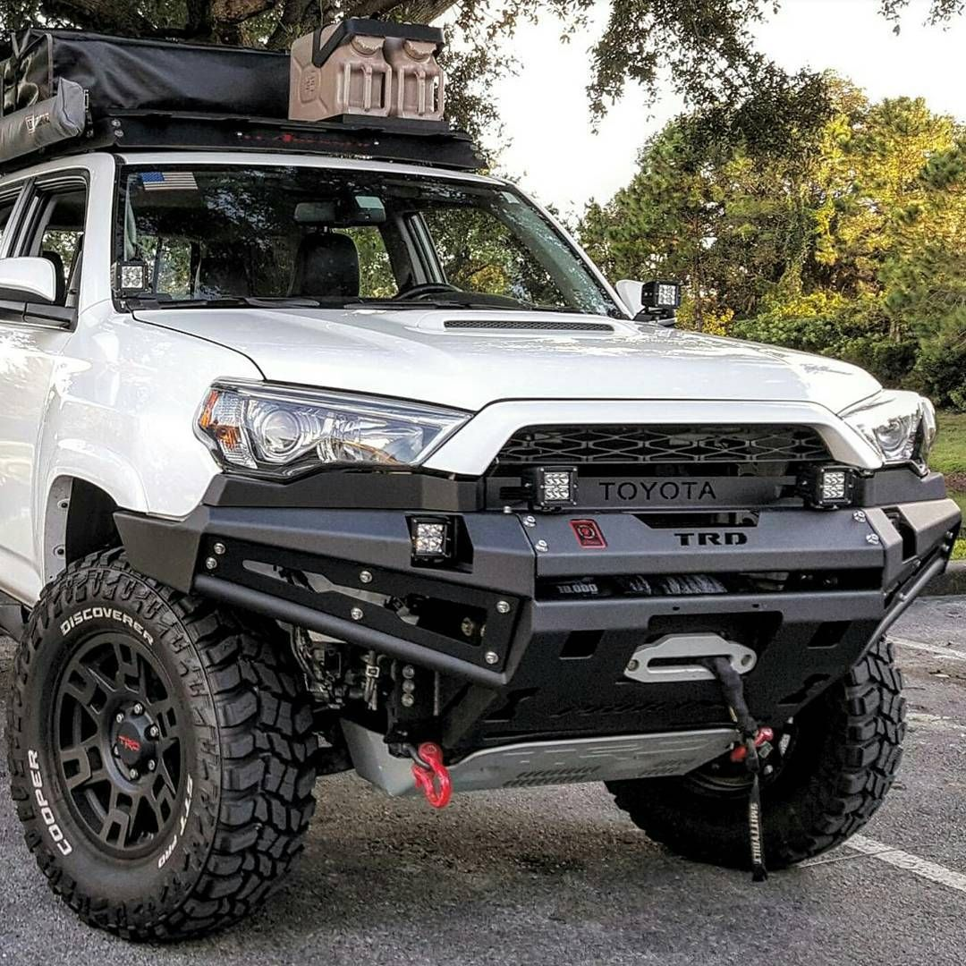 Pin By Sean Mcfarland On Bov And Overland Vehicle Collections 4runner Toyota Suv Toyota 4runner Trd