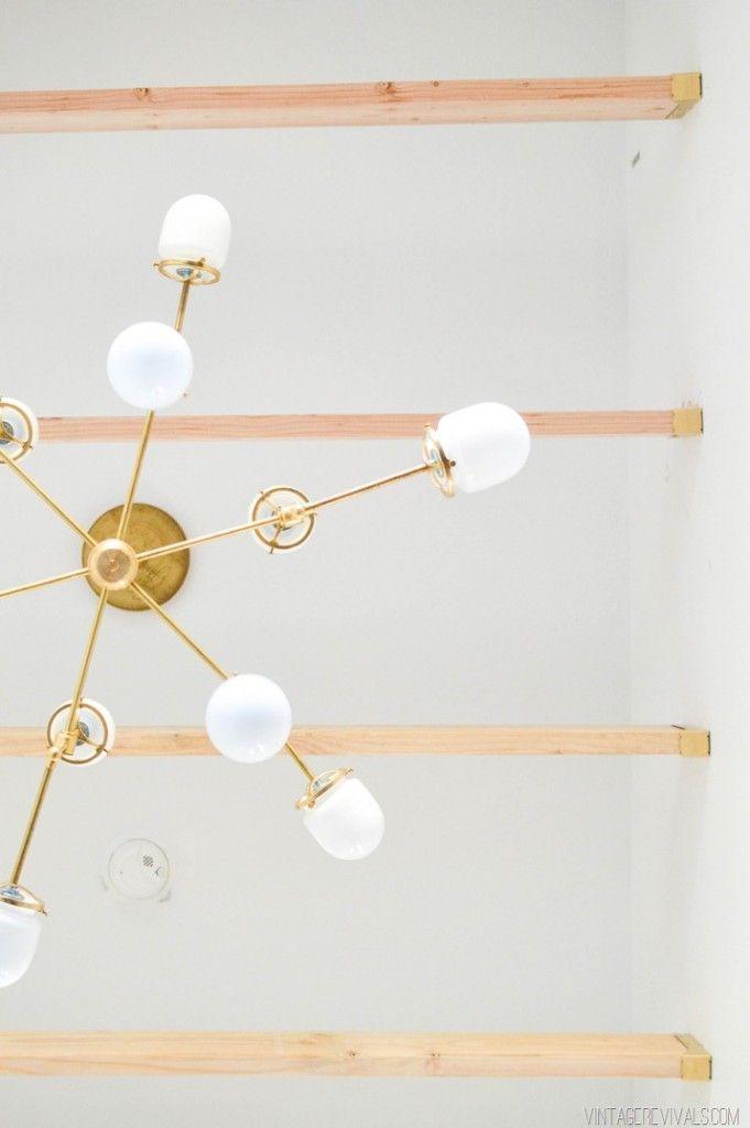 Best Diy Mid Century Modern Light Fixtures Home Decor Home 400 x 300