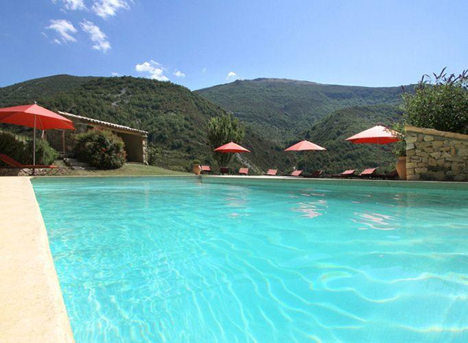 Location de vacances Gîte à Chaudebonne (Drôme - Rhône Alpes