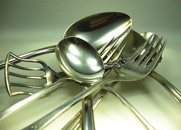 Silberbesteck Ankauf In Hamburg Silberbesteck Silber