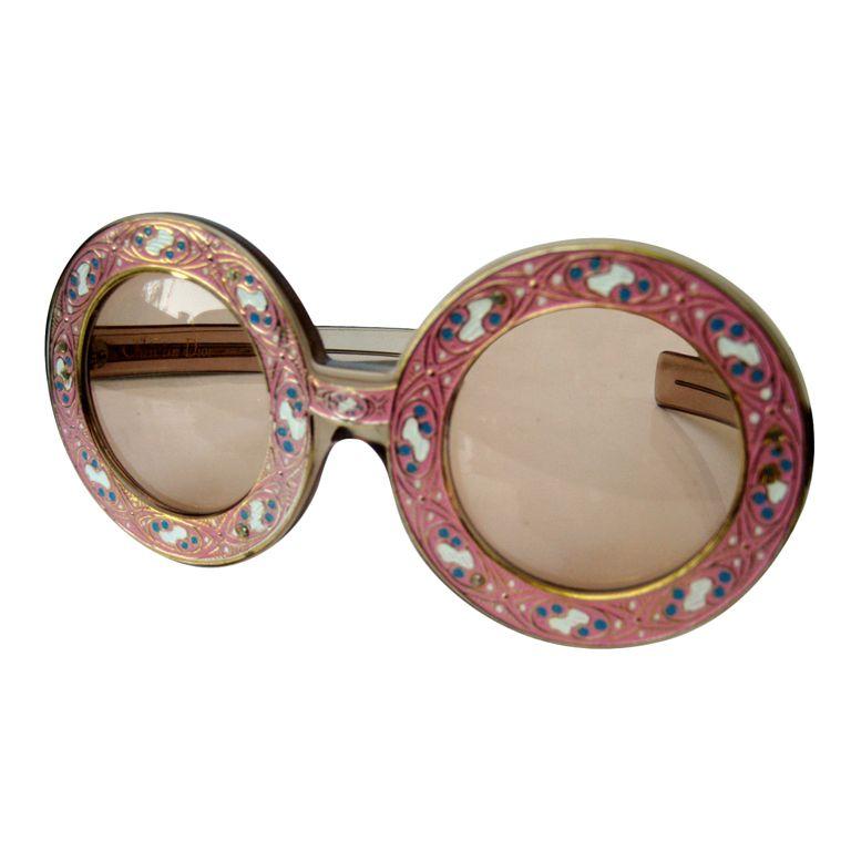 85996bd3432b Vintage Christian Dior Sunglasses 2030-60