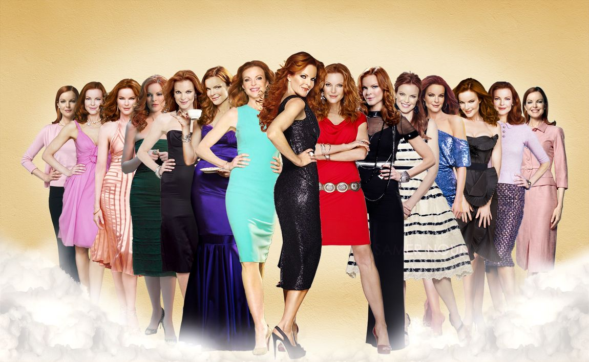 c0768ba97bf Evolution of Bree in promo pictures this is Seriously Awesome ...