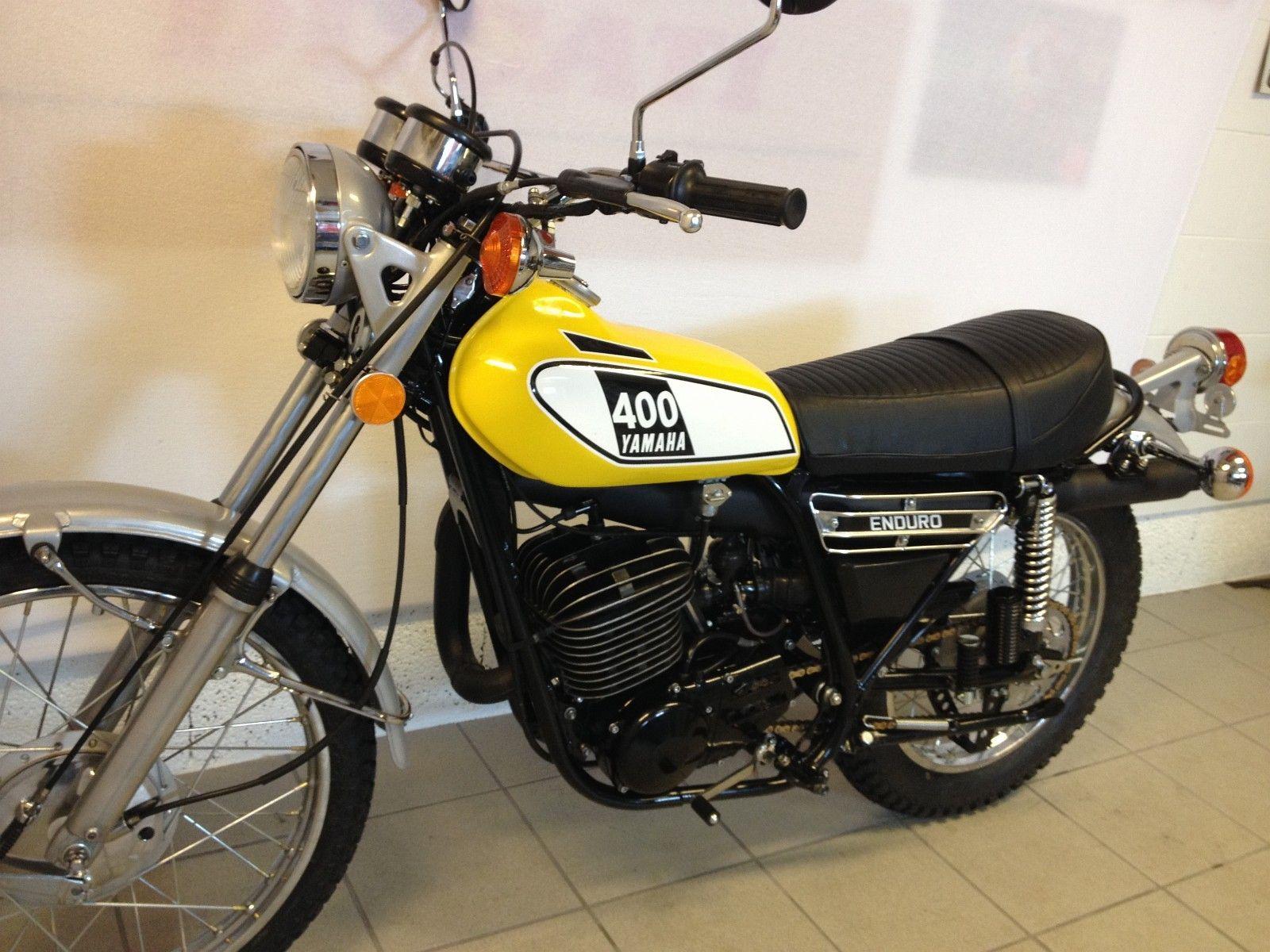 FINN Yamaha DT400