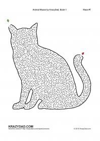 Coloriage Reperage Dans Lespace.5 Fichiers De 20 Labyrinthes Pour Travailler La Logique Et Le