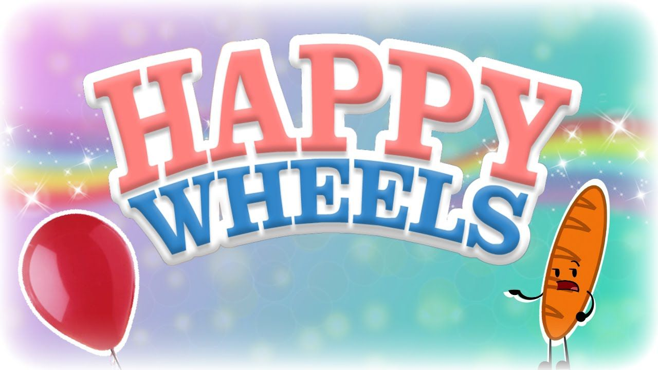 Happy Wheels | Balloons & Baguettes?!