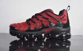 e50792d234 Mens Shoes Nike Air VaporMax Plus TN Burgundy Black | Nike Air Max ...