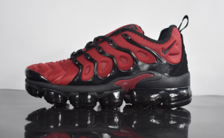 5bbbe9f86c8 Mens Shoes Nike Air VaporMax Plus TN Burgundy Black