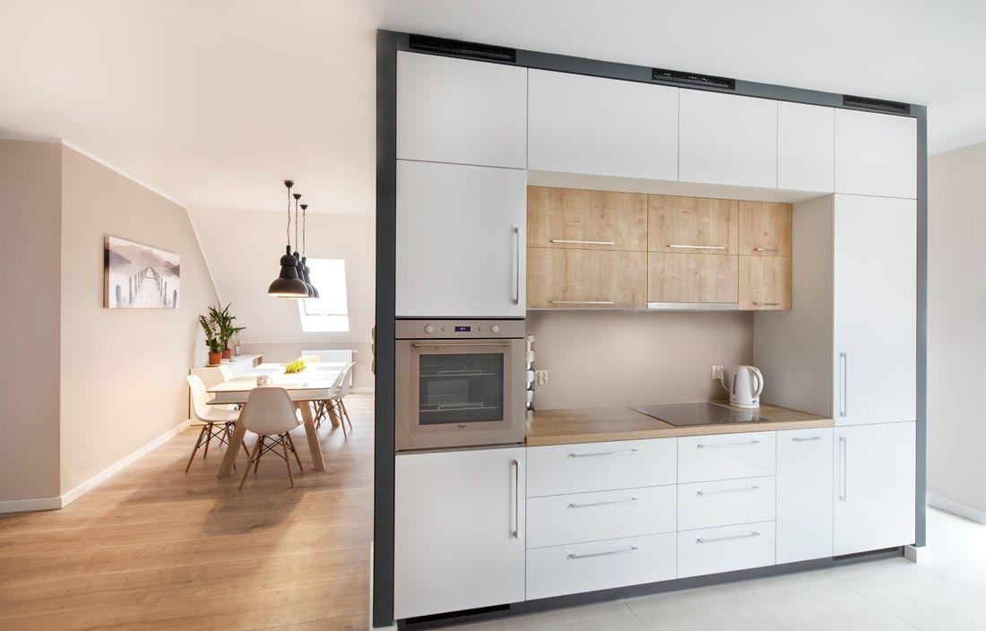 Kuchnia Zabudowana We Wnece Darex Szczecin Kitchen Design Kitchen Kitchen Cabinets