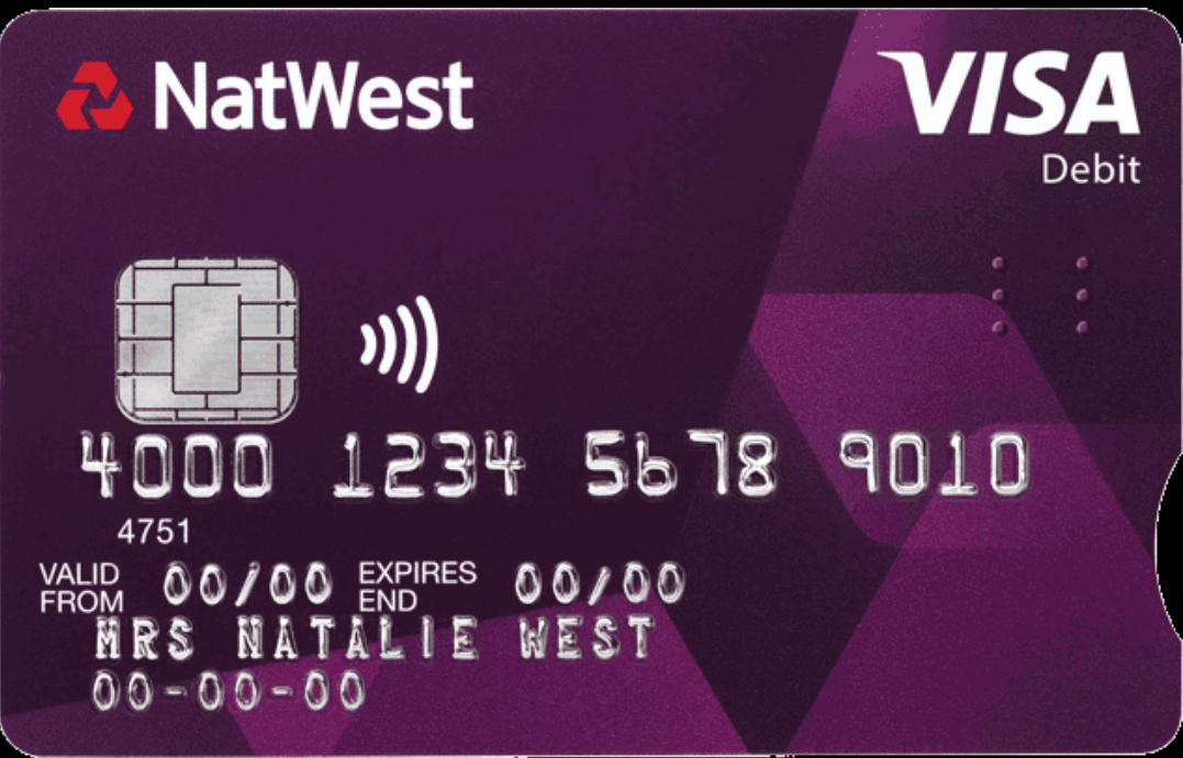 Natwest Rbs Launch First Ever Accessible Credit Card Sight Loss