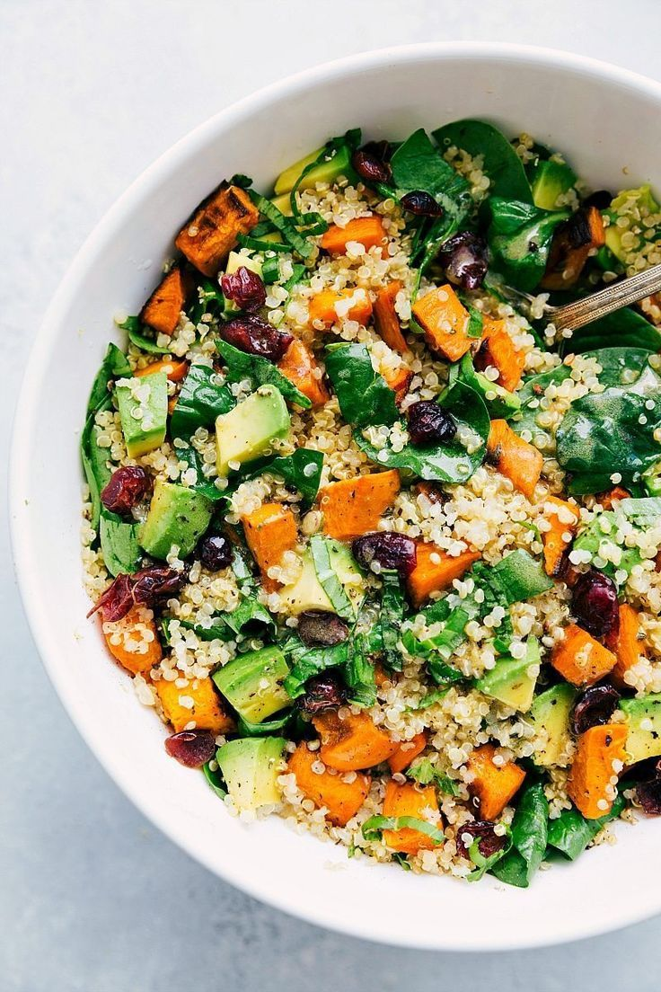 19 Quinoa Salads That Will Make You Feel Good Abou