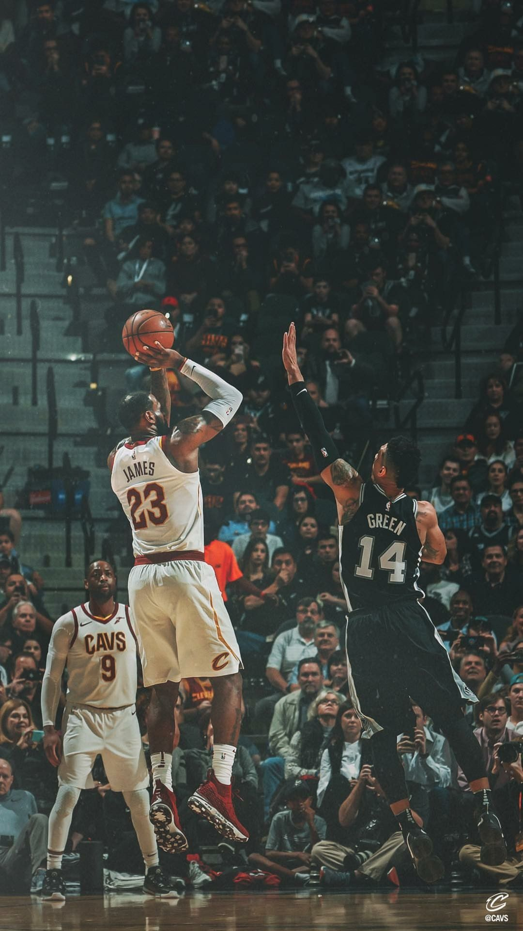 Lebron James wallpaper Lebron james, Lebron james dunking