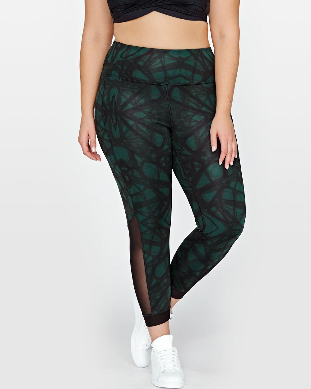 9182ccfea6f89 Shop online for Nola Reversible Printed Legging. Find Active bottoms,  Activewear, Clothing and more at Additionelle