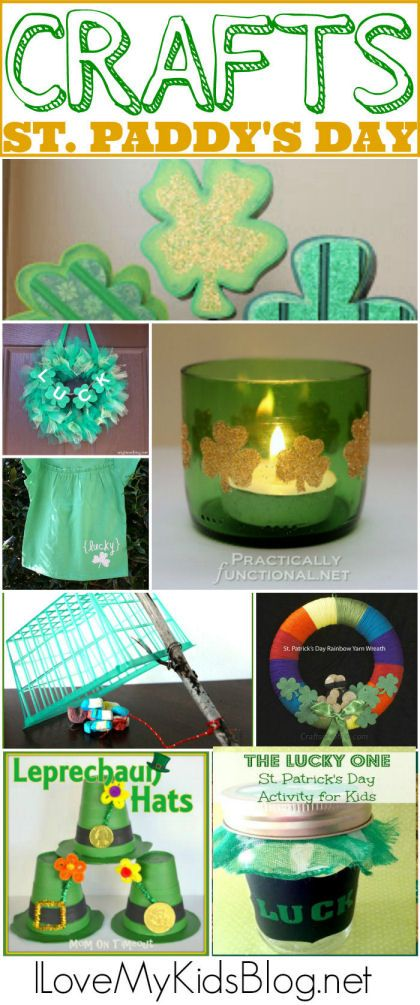 St patricks day crafts ideas diy share your craft pinterest st patricks day crafts ideas diy solutioingenieria Image collections