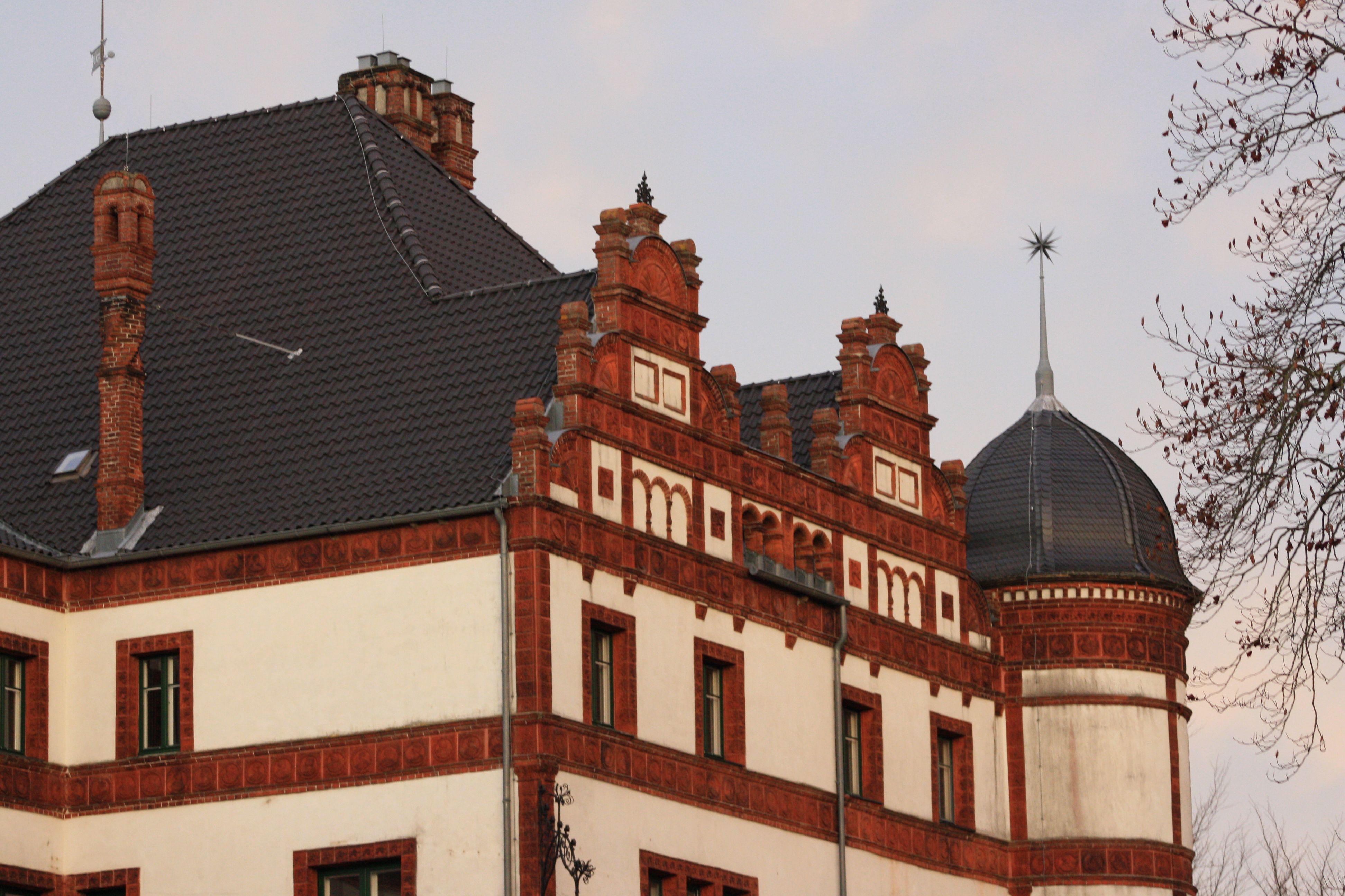 Schloss Wiligrad Schwerin, self made Schwerin, Schloss
