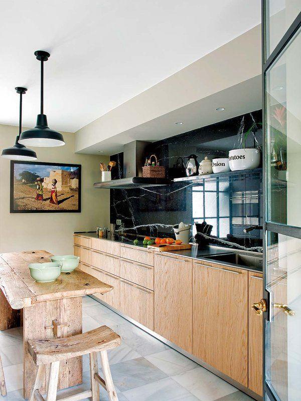 Increíble Nuevas Cocinas De Las Casas Basildon Imagen - Ideas de ...