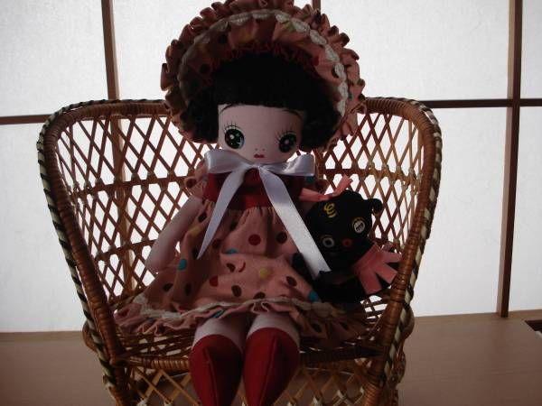 文化人形 だっこちゃんつき