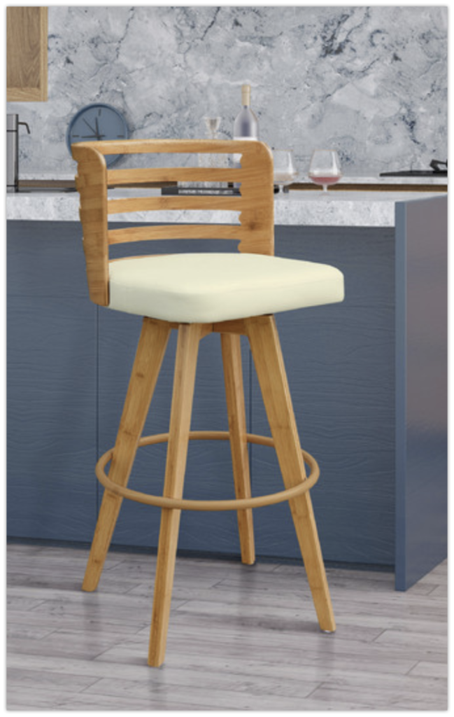 8 Elegant Beige Bar Stools For Mid Century Modern Home Beige Bar