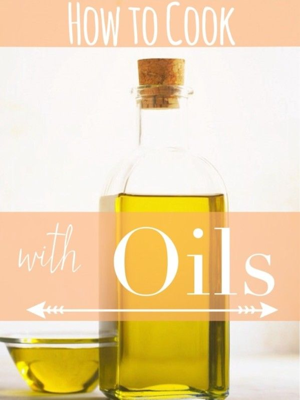 One of the more creative aspects of my cooking iswhich oils I use to cook and flavor my food. I'll admit that when I started cooking I pretty much used olive oil for everything – salad dressings, baking, and high heat cooking. I quickly learned this is a big no-no! And my brownies tasted terrible. …