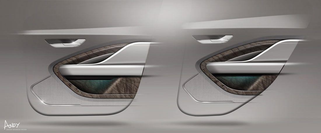 Jaguar I Pace Breaking The Rules Auto Design Car Interior Sketch Interior Design Sketches Interior Design Sketch