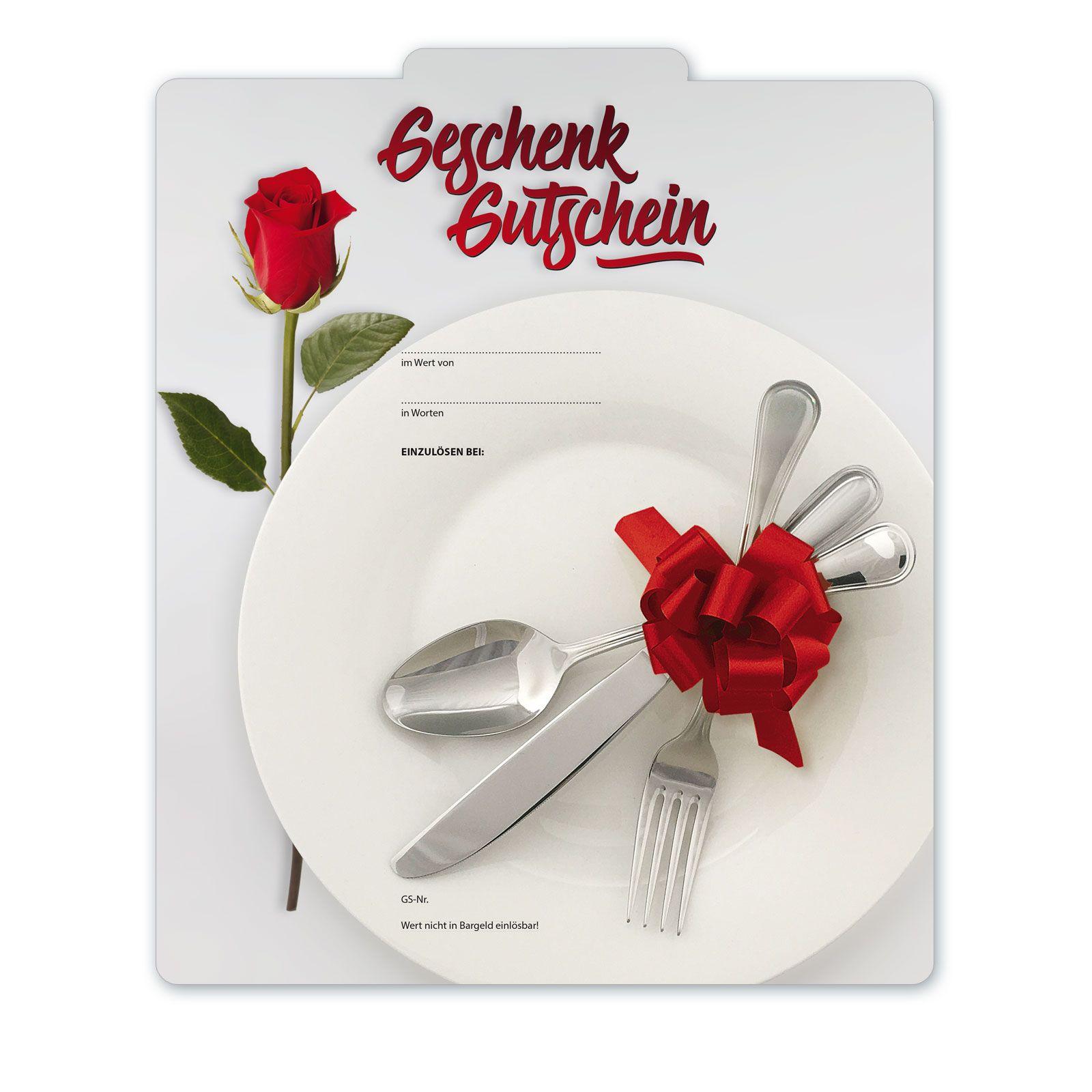 Multicolor-Gutschein G2012 für Restaurants und die Gastronomie ...