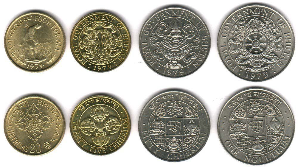 Circulation Coin Sets Of The World Coins Asian Coin World Coins