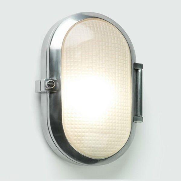 G9 DEL Round Bulkhead Luminaire Pour Jardin//Garage//à l/'intérieur ou extérieur