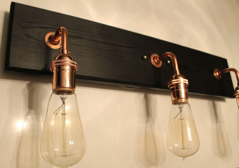 Il Fullxfull 658480576 Rizv Jpg 1500 1053 Diy Vanity Lights Copper Lighting Bathroom Lighting