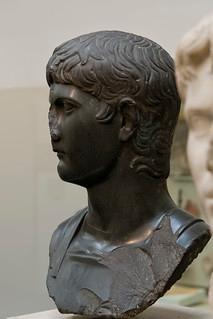 Germanicus Julius Caesar British Museum Statue