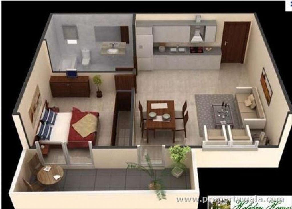 Awesome One Bedroom Apartments Decoration Design Ideas Yentua Com Apartment Interior Apartment Design Apartment Layout