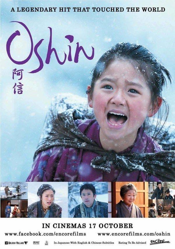 OSHIN Movies, Japanese drama, Anime english