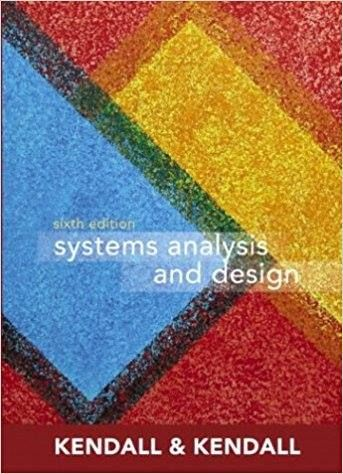 Systems Analysis And Design 9e Kenneth E Kendall Julie E Kendall Test Bank If You Want To Order It Just Contact Us Test Bank Teacher Manual Solutions