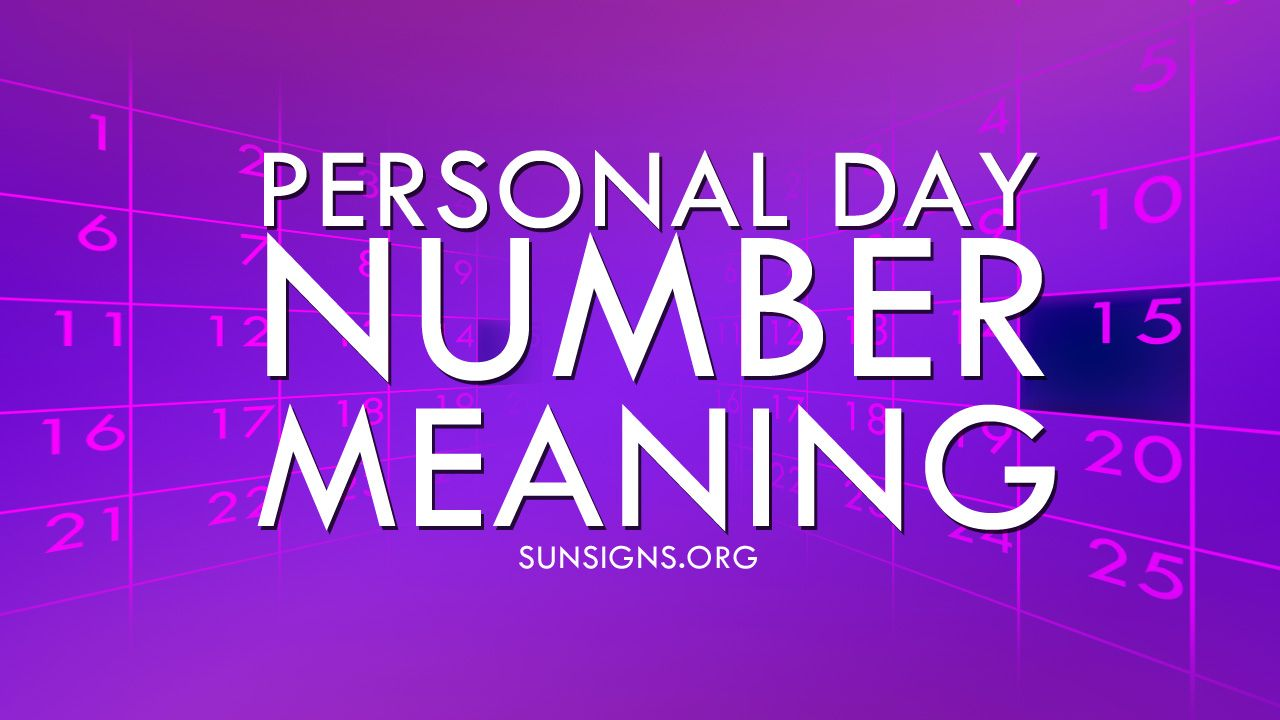 10 personal day numerology