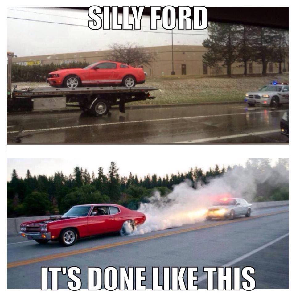A Little Muscle Car Humor For The Afternoon. -Ryan C Www