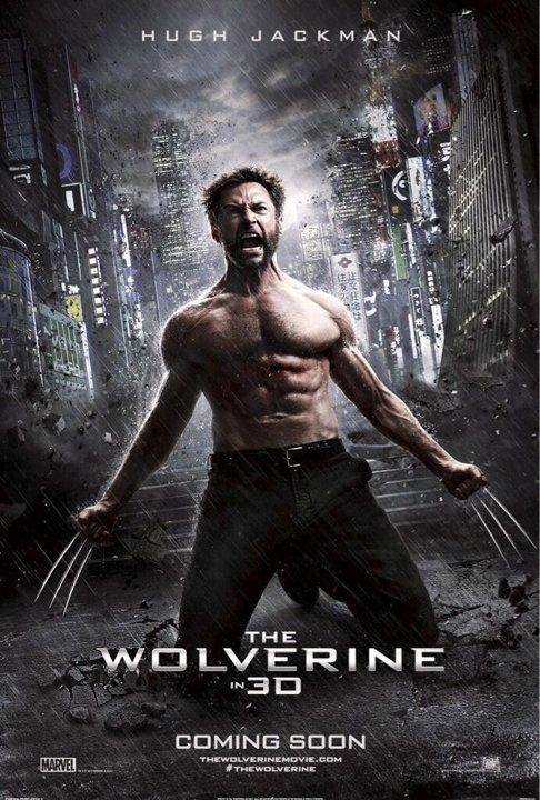The Wolverine Hindi Dubbed 650mb Download Wolverine Movie Movie Teaser Streaming Movies