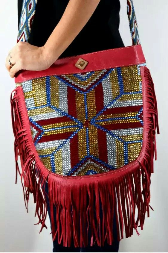 Wayuu Mochila Colombian Handbags Handmade Unique