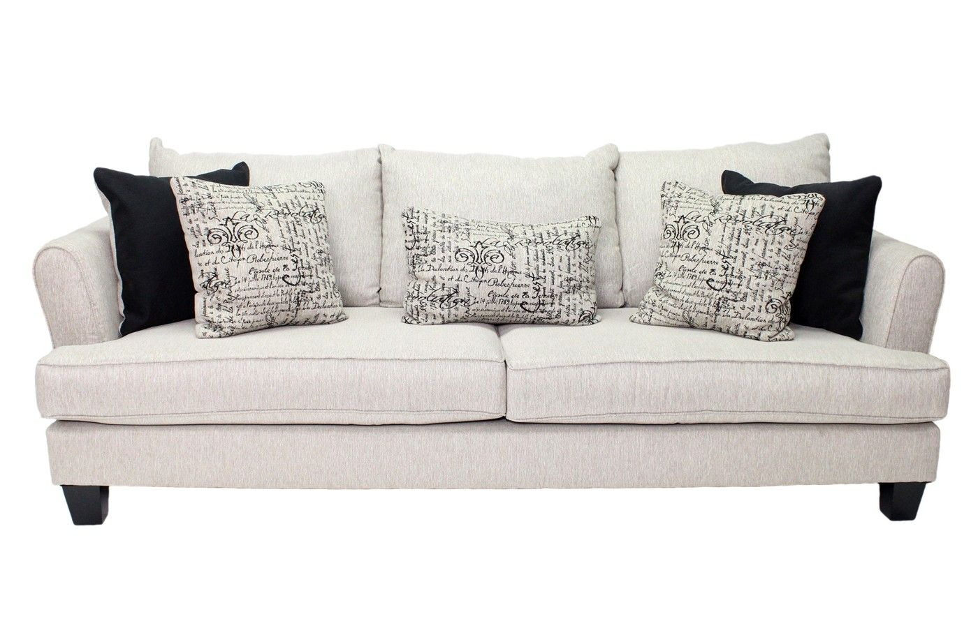 Mor Furniture For Less | Rachael Omega Mist Sofa   Sofas   Sofas U0026 Chairs