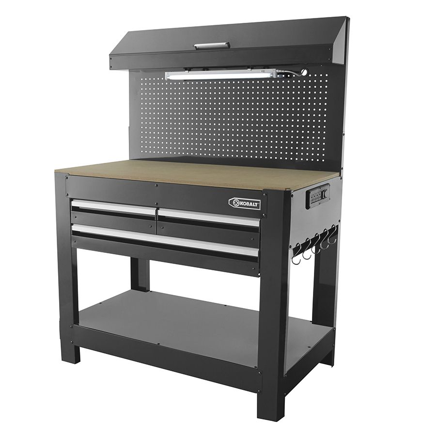 Outstanding Shop Kobalt 45 In W X 36 In H 3 Drawer Wood Work Bench At Spiritservingveterans Wood Chair Design Ideas Spiritservingveteransorg