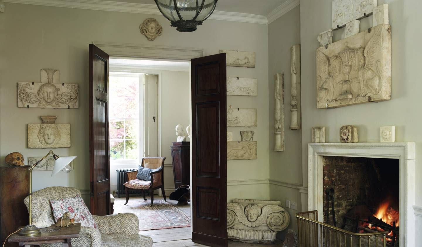 Annabel Elliot Interior Design And Antiques