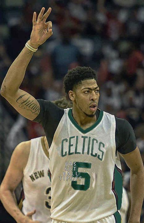 huge selection of 4669c 50820 Rumours Boston Celtics stockpiling draft picks for Anthony ...