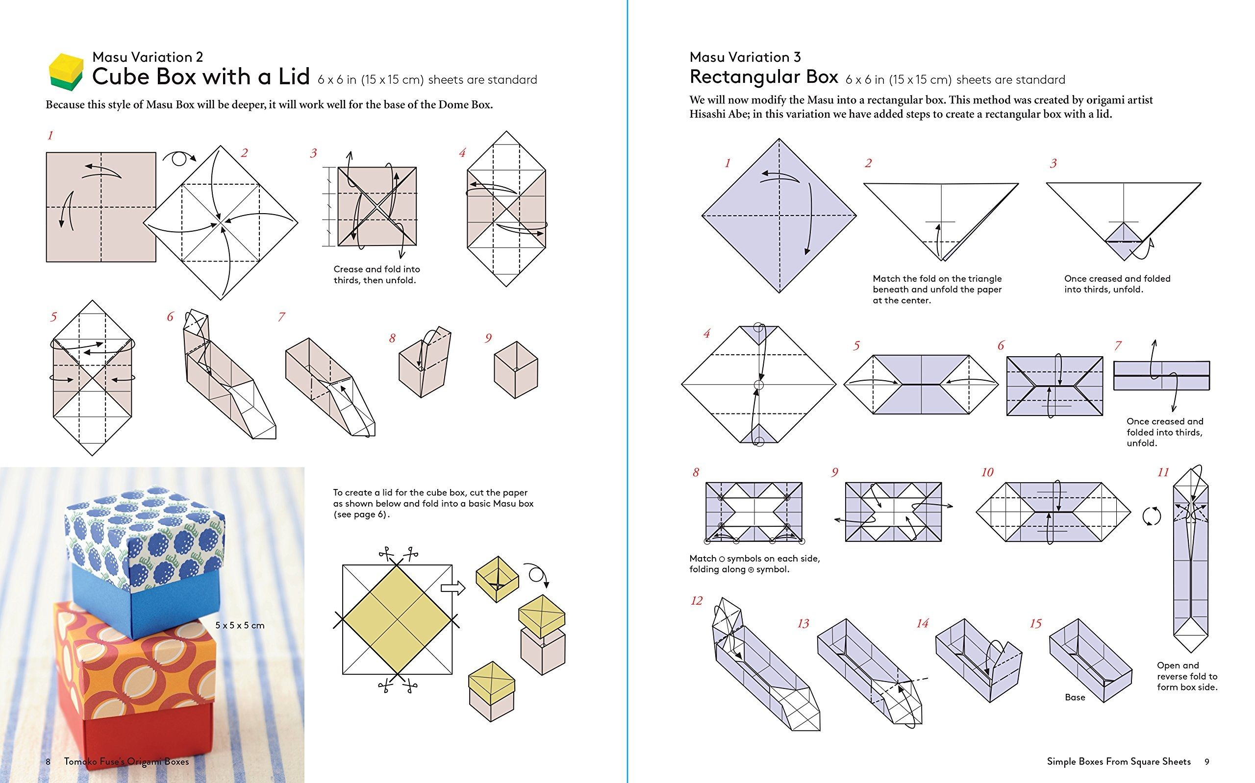 25 Hexagonal origami Gift Box Instructions | Coloring Pages ...