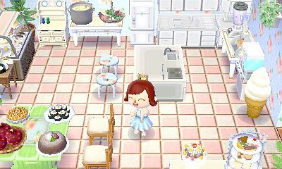 mischacrossing: kitchen progress! ♡: | Animal crossing ... on Animal Crossing Kitchen Ideas  id=99281