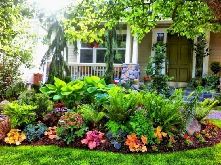 80 Exciting Small Front Yard Landscaping Ideas #smallfrontyardlandscapingideas